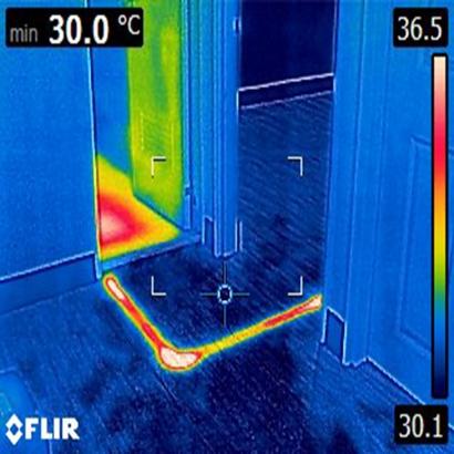 地板內管線檢驗